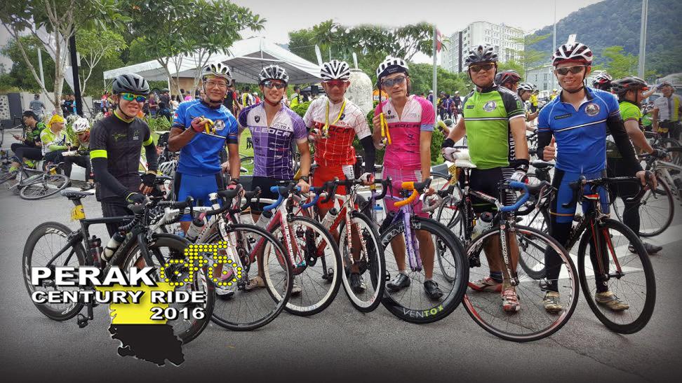 Perak Century Ride