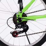 6 speed Shimano gear shift