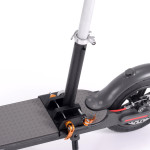 Quick release for effortless fitting and removal